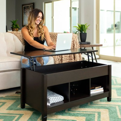 WALMART: Best Choice Coffee Table W/ Hidden Storage And Lift Tabletop $144.99 ($260) + Free Shipping