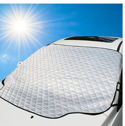 AMAZON: Car Windshield Sun Shades for $9.99 Shipped! (Reg. Price $20.99) WITH CODE
