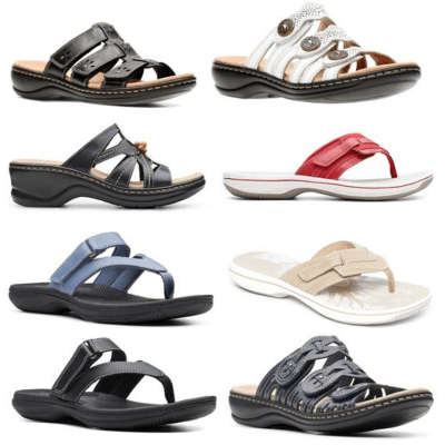 ZULILY: CLARK SHOES ON SALE!! As low as $20 per pair!