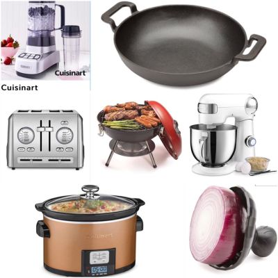 ZULILY: Cuisinart kitchen tools, grills and appliances, up to 50% off