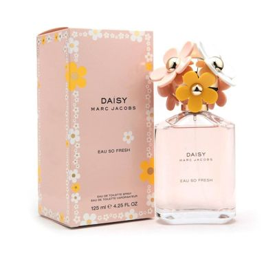 WALMART: Marc Jacobs Daisy Eau So Fresh Eau de Toilette, Perfume for Women, 4.25 Oz $47.49 (Reg $120.00)