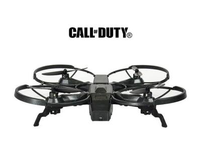 UNTIL GONE: Call of Duty Battle Drones RC Rechargeable Camera Quadcopter $31.99 (Reg $89.99)