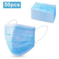 WALMART: 50-Pack Forericy Disposable Face Masks With Ear Loops For $15.99 + Free Fast Shipping