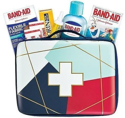 TARGET: Buy 3 Health Items And Get A Free Target-Exclusive First Aid Bag With Same Day Delivery Service
