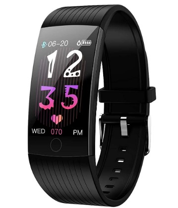AMAZON: GOKOO Fitness Tracker HR Activity Tracker Watch with Heart Rate Monitor – 60% OFF!