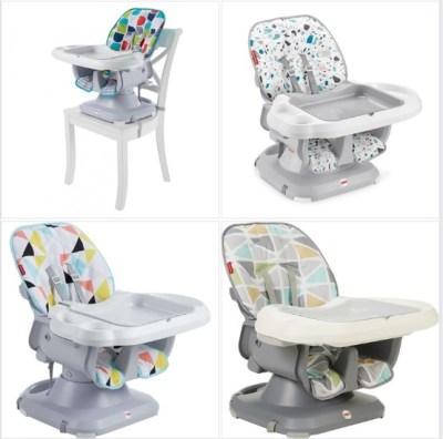 WALMART: Fisher-Price SpaceSaver Adjustable High Chair, JUST $39.99 ( Reg $49.99)