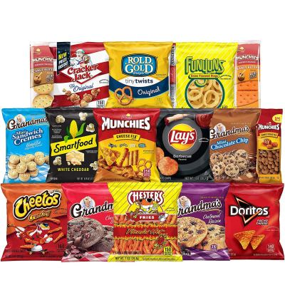 AMAZON: Frito-Lay Ultimate Snack Care Package, Variety Assortment of Chips, AS LOW AS $12.70 VIA SUBSCRIBE & SAVE