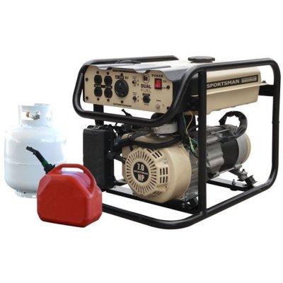 WALMART: Sportsman Sandstorm 4000 Watt Dual Fuel Generator For $279 (Was $529) + FREE Shipping