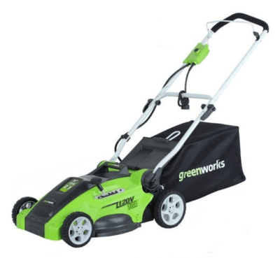 WALMART: Greenworks 16-Inch 10 Amp Corded Electric Lawn Mower 25142 for $129.99 + Free Shipping! (Reg. Price $199.00)