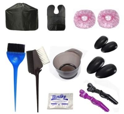 AMAZON: Hair Dye Color Brushes & Bowl Set, 13 Pieces – 50% OFF!