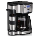 AMAZON: Hamilton Beach 2-Way Brewer Coffee Maker with 12 Cup Carafe for $59.99 (Reg. Price $134.99)