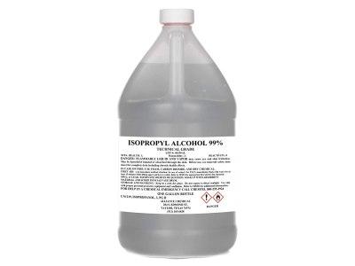 AMAZON: Isopropyl Alcohol 99% Technical Grade - 1 Gallon