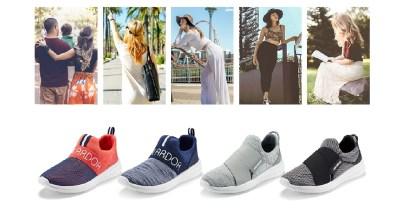 AMAZON: Women's Walking Ca-sual Sneakers Lightweight Slip-On Breathable Mesh $17.97 ($30)