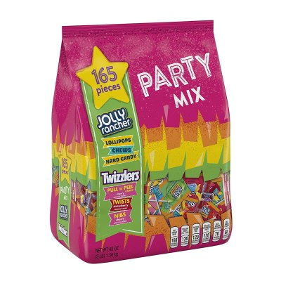 AMAZON: Jolly Rancher & Twizzlers Candy Variety Pack, Fun Size, 165 Pieces, AS LOW AS $5.34 VIA SUBSCRIBE & SAVE