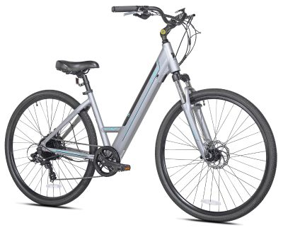 WALMART: Kent Electric Pedal Assist Step-Through Bike, 700C Wheels, $698.00 (Reg $998.00)