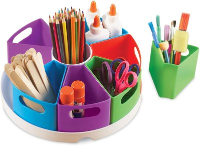 AMAZON: Learning Resources Create-a-Space Storage Center, JUST $14.99 (REG $18.99)