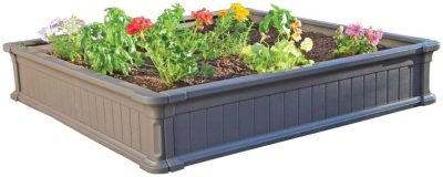 Amazon: Lifetime Raised Garden Bed, 4 by 4 Feet ONLY $57.99 Shipped (reg. $100)
