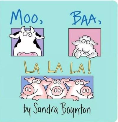TARGET: Moo, Baa, LA LA LA for $2.94