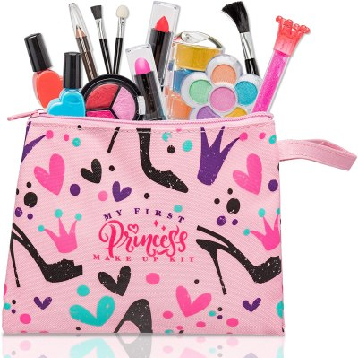 AMAZON: My First Princess Make Up Kit – 12 Pc Kids Makeup Set for $13.49 Shipped! (Reg.Price $25.99)