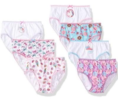 AMAZON: 7 Pack Nickelodeon Big Siwa Girls Panties Multipack, JoJo