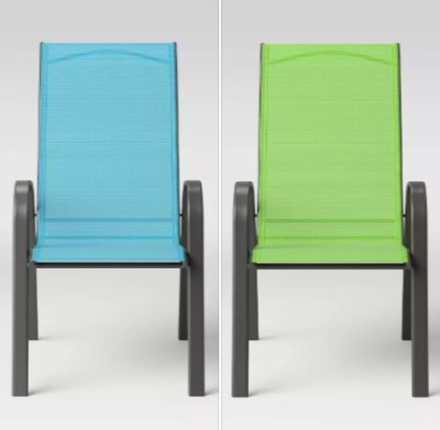 TARGET: Sling Stacking Patio Chair On SALE For ONLY $17