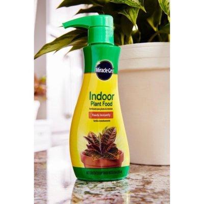 WALMART: Miracle-Gro 8-Oz. Liquid Indoor Plant Food For $3.72 + Store Pickup