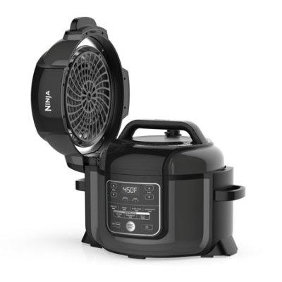 WALMART: Ninja® Foodi™ TenderCrisp 8-in-1 6.5-Quart Pressure Cooker Now $169 (Was $229)