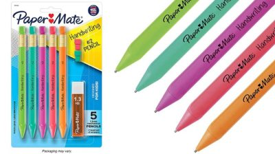 AMAZON: Paper Mate Triangular Mechanical Pencil Set ONLY $3.24