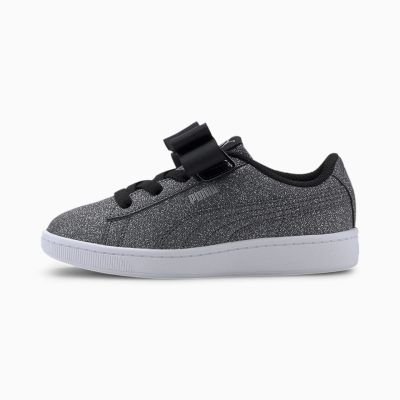 PUMA: Puma Vikky v2 Ribbon Glitz Little Kids' Shoes, $20.99 (Reg $50.00) with code BIGDEAL30