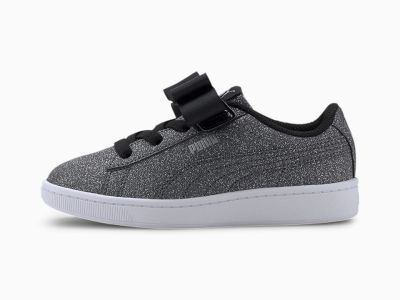 PUMA: Puma Vikky v2 Ribbon Glitz Little Kids' Shoes, $20.99 (Reg $50.00) with code BIGDEAL30