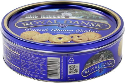 AMAZON: Royal Dansk Danish Cookie Selection, JUST $2.78