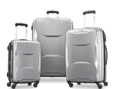 eBay: Samsonite Pivot 3 Piece Set - Luggage $178.99 (REG. Price $820.00)