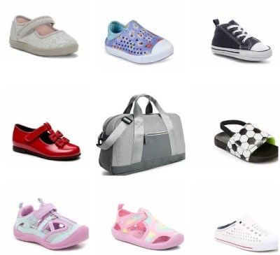 DSW: Shop Kids' Shoes and Sandals Starting at $9.99