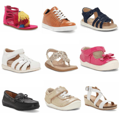 DSW: A LOT of Kids Shoes for JUST $10 Shipped!