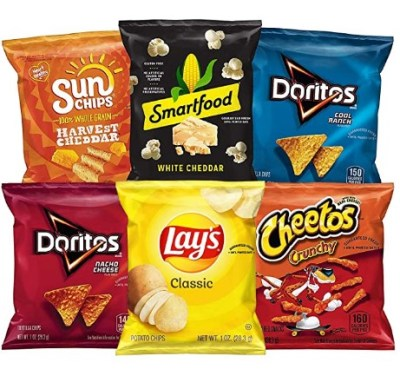 AMAZON: 35 Count Frito-Lay Classic Mix Variety Pack for $13.98 Shipped!