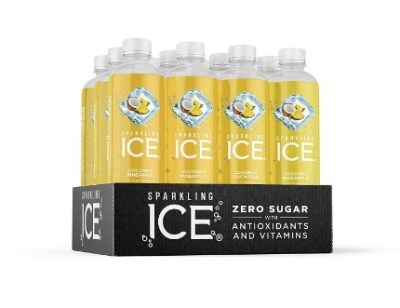 AMAZON: Pack of 12 Sparkling Ice, Coconut Pineapple Sparkling Water, Zero Sugar for $9.91 Shipped!