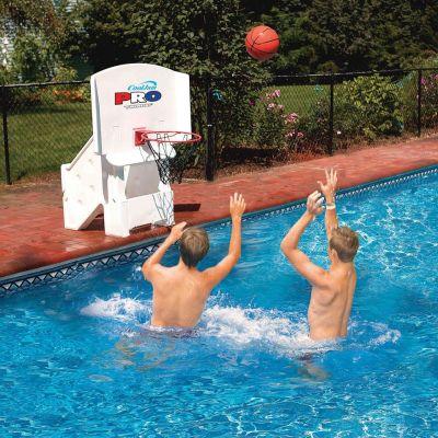 WALMART: Swimline Super Wide Cool Jam Pro Inground Swimming Pool Basketball Hoop $249.69 (Reg $289.99)