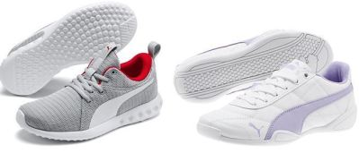 PUMA: Up To 50% OFF SALE + Extra 30% OFF