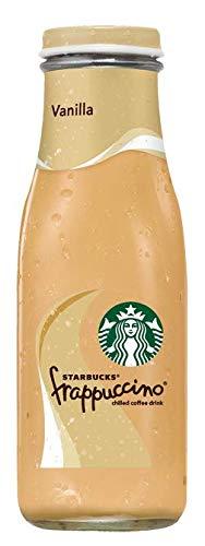 AMAZON: Starbucks Frappuccino, Vanilla, Glass Bottles, 9.5 Fl Oz (15 Count), PRICE DROP!