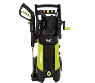 AMAZON: Sun Joe 14.5 AMP Electric Pressure Washer with Hose Reel for $154.00 (Reg. Price $229.99)