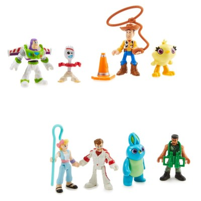 WALMART: Imaginext Toy Story Deluxe Figure Pack For $14.97 (Was $20) + Store Pickup