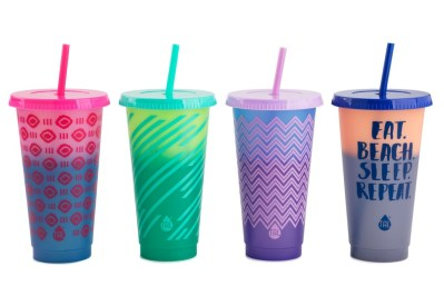 WALMART: 4 Pack 24 Oz Solid Color Changing Tumblers For $4.98 + Store Pickup