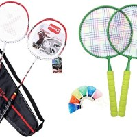 AMAZON: Umitay Sports Badminton Player Badminton Racquets Set $21.9 ($109.6) Shipped