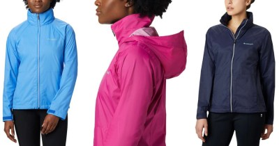 COLUMBIA: WATERPROOF JACKET, ON SALE!! UP TO 70% OFF!