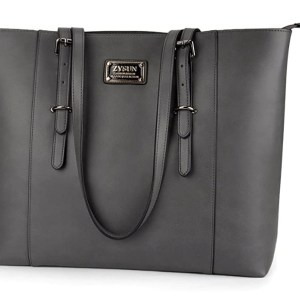 AMAZON: Women Laptop Tote Bag Fits Up to 15.6 Inch for $21.49 (Reg. Price $42.99)