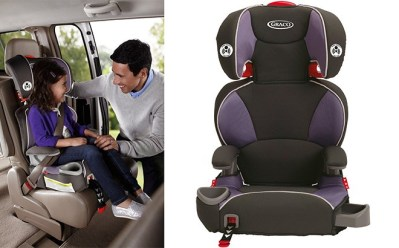 WALMART: Graco Affix Highback Booster Car Seat for ONLY $44 (Regularly $80) + FREE Shipping