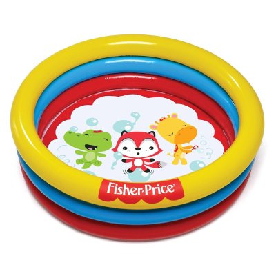 WALMART: Fisher Price 3-Ring Play Pool For ONLY $39.99 (REG. $45.99)