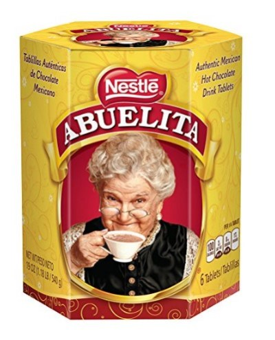 AMAZON: Nestle Mexican Chocolate Abuelita Drink Mix, 6 Tabs in 19 Ounce Package – PRICE DROP!