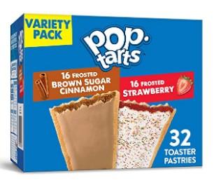 AMAZON: Pop-Tarts, Breakfast Toaster Pastries, Variety Pack – IN STOCK!
