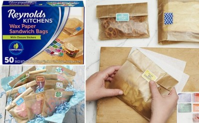 AMAZON: Reynolds Kitchens Paper Sandwich Bags 50-Count ONLY $2.59 (Regularly $4)